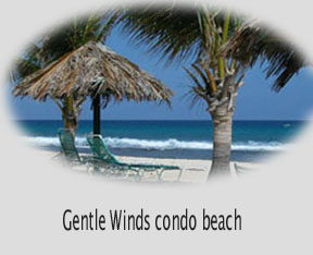 St. Croix Gentle Winds condo beach